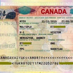 Canadian Residency Visa