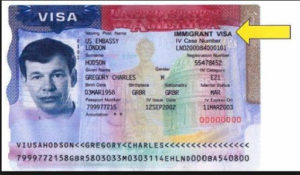 USA residency visa