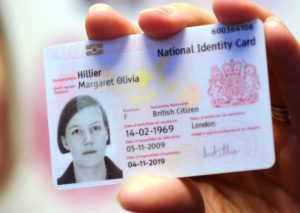 fake uk ID